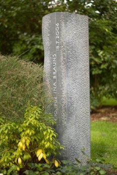 Grabmal aus Limestone-Kalkstein