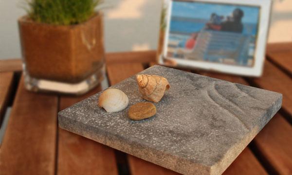 Ritualstein für häusliches Gedenken