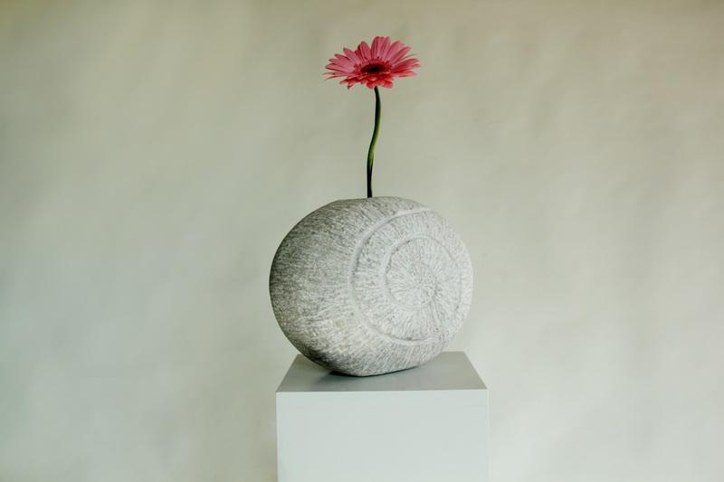 Weitere Anischt der Vase.