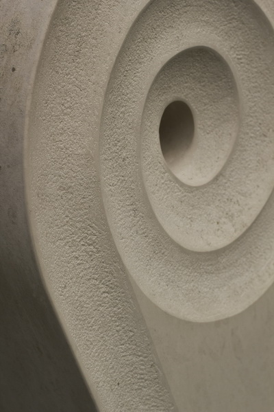 Die Spirale steht als Symbol des Unendlichen, aber auch für die Wiederkehr und Erneuerung.